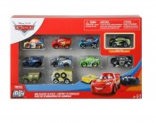 Disney Pixar Cars Mini Racers Bilar 10-pack