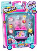 Shopkins World Vacation Europe 12-Pack