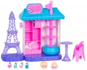 Shopkins World Vacation Europe Macaron Cafe