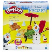 Play-Doh, Disney Frost Olof playset