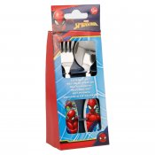 Spiderman bestickset