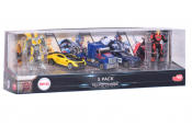 Transformers 5-pack lekset i metall