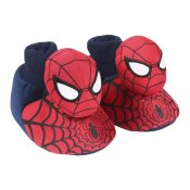 Spiderman 3D barn tofflor