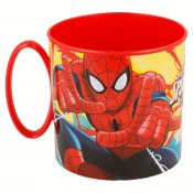 Spiderman plastmugg, 265 ml