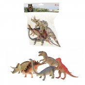 Animal world: Dinosaurier, 5-pack