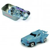 Transformers Steeljaw, bil med box