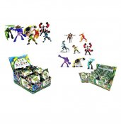 Ben 10 figur i blind bag 10-pack