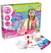 Sparkling Slime, Science4you