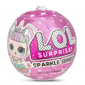L.O.L. Surprise! Sparkle series Glitter Docka