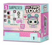 L.O.L. Surprise! Tiny Toys Mystery Pack serie 1