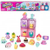 Shopkins megapack 20-pack figurer Amerika World vacation säsong 8