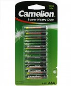 Batteri Heavy Duty 1,5 AAA R03 (10-pack)