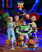 Toy Story 4 Poster 40x50 cm