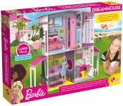 Barbie dreamhouse dockhus