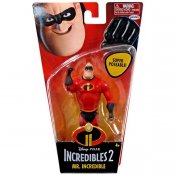 Superhjältarna Mr. Incredible figur