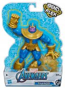 Thanos, Avengers, Bend and Flex figur