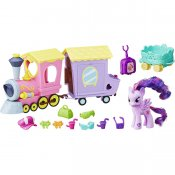 My Little Pony Twilight Sparkle med tågset
