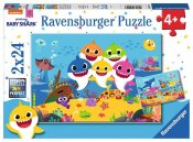 Ravensburger Baby Shark Pussel 2x24