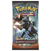 Pokémon Sun & Moon Burning Shadows Booster samlarkort