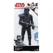 Star Wars Imperial Death Trooper figur med ljud och ljus