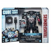 Transformers Shadow Spark Optimus Prime Allspark tech