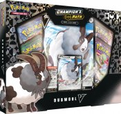 Pokémon Champions Path Dubwool V Box Samlarkort