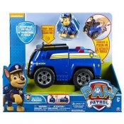 Paw Patrol Chase deluxe poliscruiser med ljud