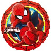 Spiderman Folieballong
