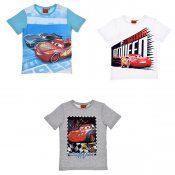 Disney Cars kortärmad T-shirt