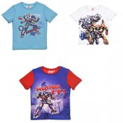 Transformers kortärmad T-shirt barn