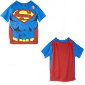 Superman T-shirt med mantel barn