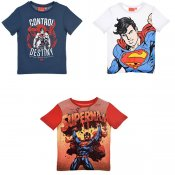 Superman kortärmad T-shirt
