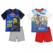 PAW Patrol set T-shirt och Shorts barn