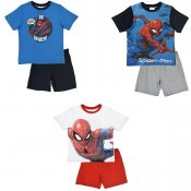 Spiderman Set Shorts och T-shirt barn