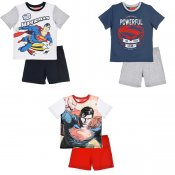 DC Comics Superman set Shorts och T-shirt barn