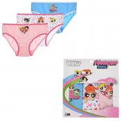 Trosor 3-pack barn Powerpuff Girls