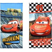 Disney Cars Bilar bad handduk barn