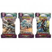 Pokemon 3-pack Sun & Moon Guardians Rising Booster Blister Samlarkort