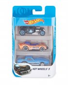 Hot Wheels, bilar, 3-pack