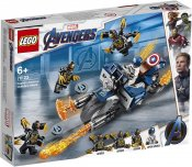 LEGO Captain America Outriders Attack