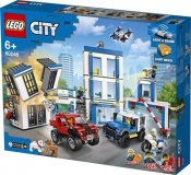 LEGO City polisstation