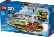 LEGO City racerbåtstransport