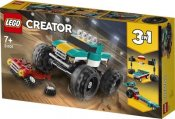 LEGO technic Monstertruck
