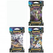 Pokemon 3-pack Sun & Moon Lost Thunder Blister Booster Samlarkort