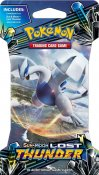 Pokemon Sun & Moon Lost Thunder Blister Booster Samlarkort