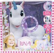 Luna the storytel unicorn