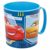 Bilar/Cars plastmugg 350 ml