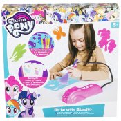 My little pony, airbrush studio kit
