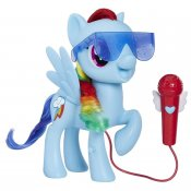 My Little Pony Sjungande Rainbow Dash