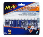 Nerf N-Strike Elite New Deco darts 10 pcs